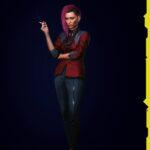 Cyberpunk 2077 Character Render 12