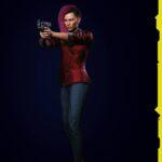 Cyberpunk 2077 Character Render 13
