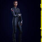 Cyberpunk 2077 Character Render 14