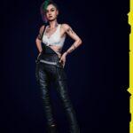 Cyberpunk 2077 Character Render 16