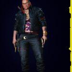 Cyberpunk 2077 Character Render 17