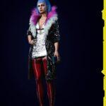 Cyberpunk 2077 Character Render 18