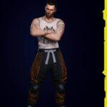 Cyberpunk 2077 Character Render 2