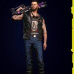 Cyberpunk 2077 Character Render 4