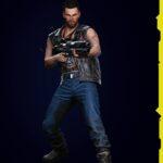 Cyberpunk 2077 Character Render 5