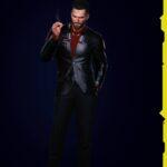 Cyberpunk 2077 Character Render 6