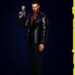 Cyberpunk 2077 Character Render 7