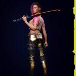 Cyberpunk 2077 Character Render 8