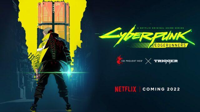 Cyberpunk Edgerunners Banner