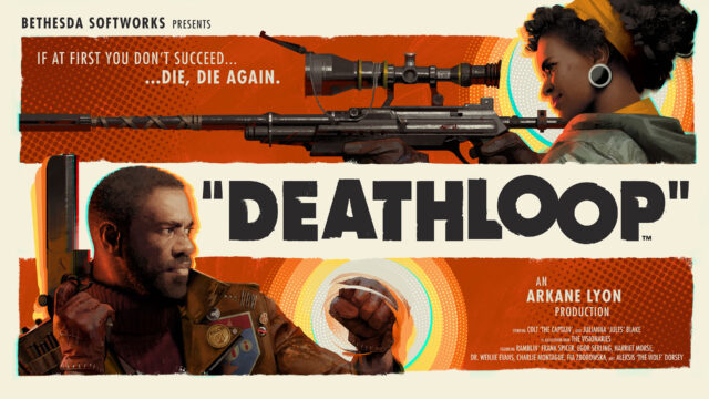 Deathloop Key Visual