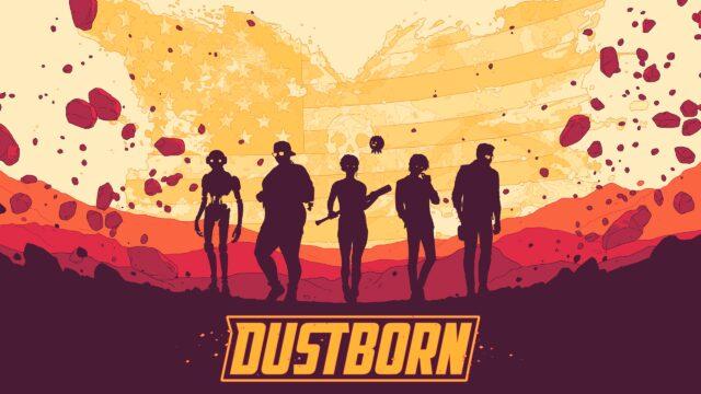 Dustborn Key Art
