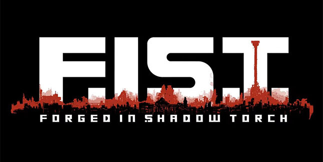 FIST Forged in Shadow Logo