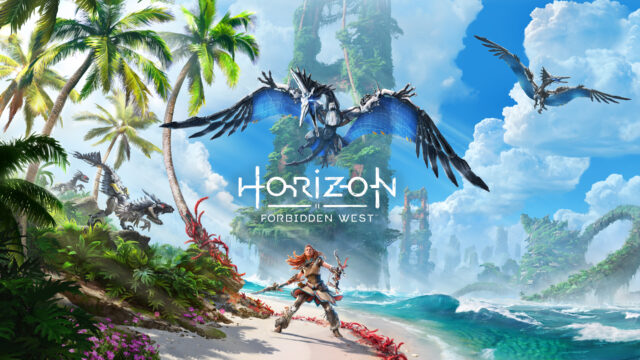Horizon Forbidden West Key Art