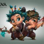 Kena Bridge of Spirits Character Art 1