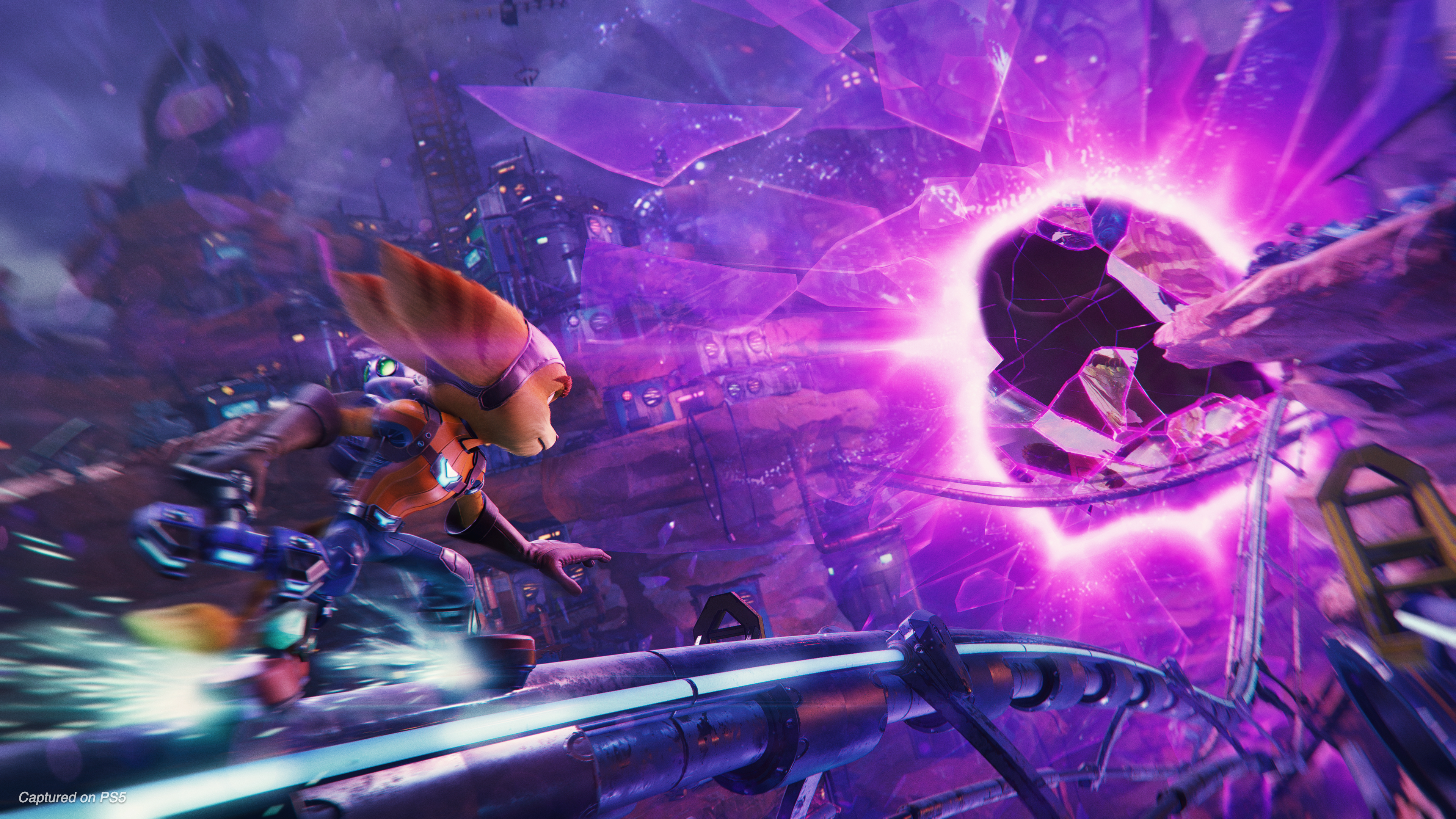 Ratchet And Clank Rift Apart Screen 3
