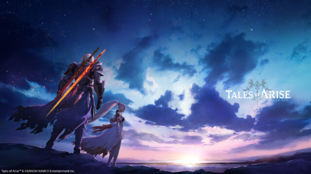 Tales of Arise New Illustration