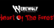 Werewolf The Apocalypse - Heart of the Forest Logo