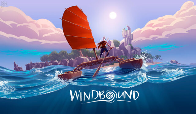 Windbound Key Visual