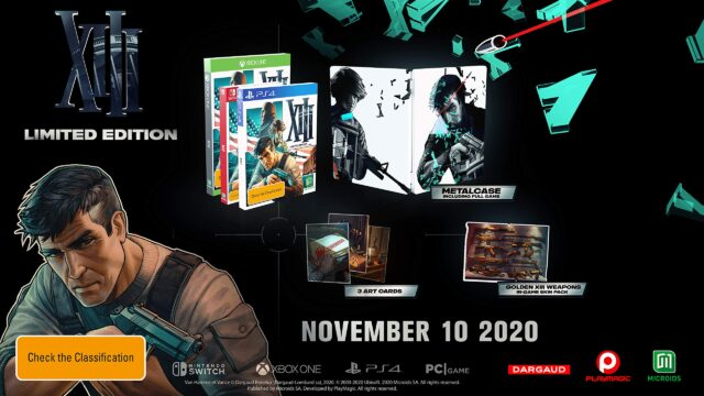 XIII Remake Limited Edition