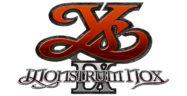 Ys IX Monstrum Nox Logo