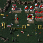 Command & Conquer Remastered Collection Real-Time Graphics Switching Classic to 4K UHD