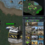 Command & Conquer Remastered Collection Sidebar