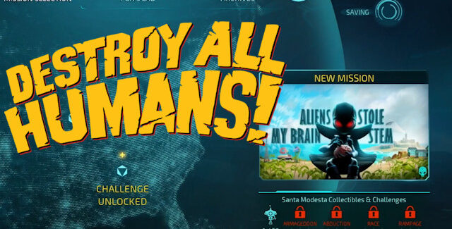 Destroy All Humans! Remake Collectibles
