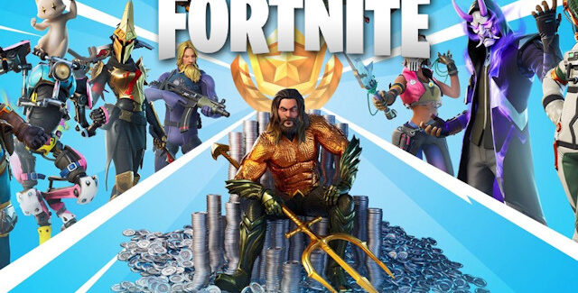 Fortnite Chapter 2 Season 3 Week 3 Aquaman Challenges Guide