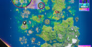 Fortnite Chapter 2 Season 3 Week 4 Challenges Cheat Sheet