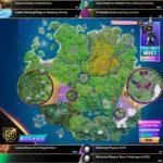 Fortnite Chapter 2 Season 3 Week 7 Challenges Cheat Sheet