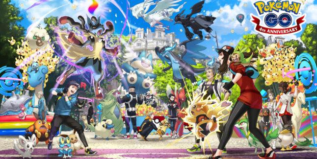 Pokemon Go July 2020 Events List