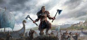 Assassins Creed Valhalla Eivor Female Key Visual 2