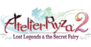 Atelier Ryza 2 Lost Legends & the Secret Fairy Logo