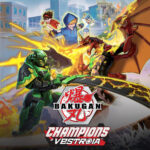 Bakugan Champions of Vestroia Key Art