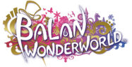 Balan Wonderworld Logo