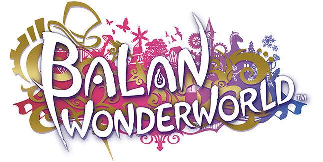 Balan Wonderworld Logo