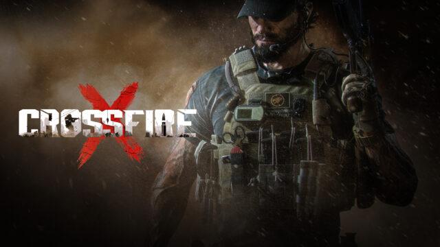 CrossfireX Key Art
