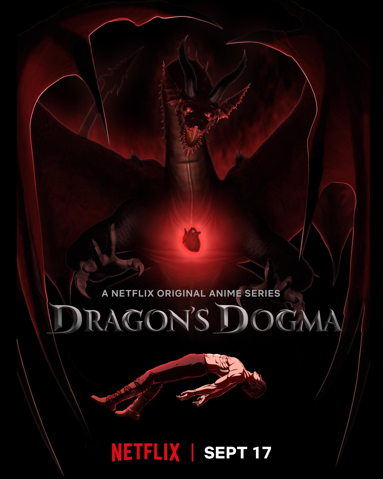 Dragons Dogma Anime Poster