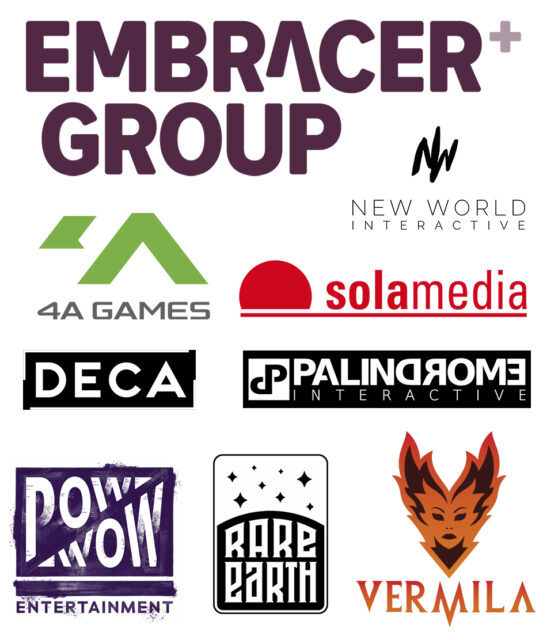 Embracer Group 8 Acquisitions