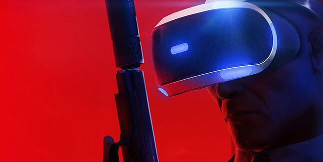 Hitman 3 VR Banner