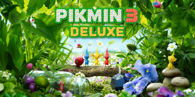 Pikmin 3 Deluxe Banner