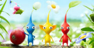 Pikmin 3 Deluxe Banner Small