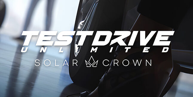 Test Drive Unlimited Solar Crown Banner