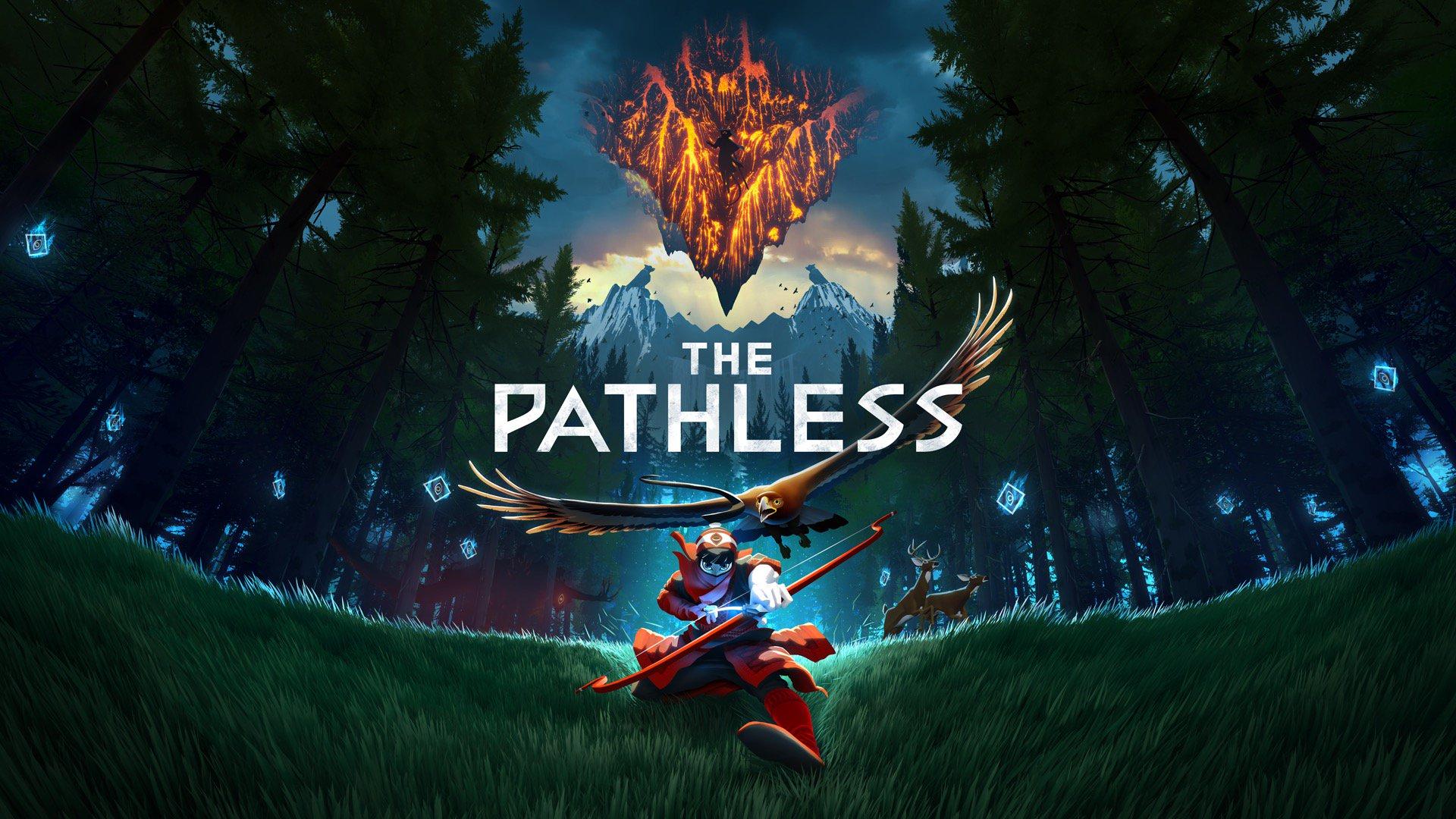 The Pathless Key Art