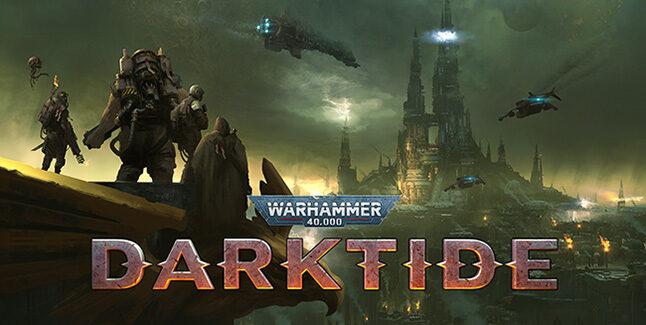Warhammer 40000 Darktide Banner