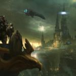 Warhammer 40000 Darktide Key Visual No Logo