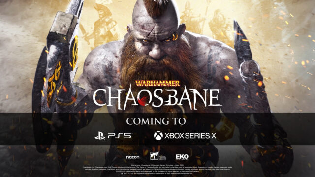 Warhammer Chaosbane Coming to PS5 and Xbox Series X