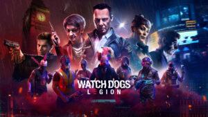 Watch Dogs Legion Promo Banner 2