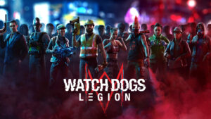 Watch Dogs Legion Promo Banner