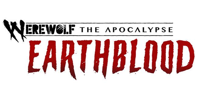 Werewolf The Apocalypse – Earthblood Logo